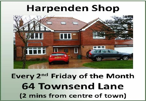 Harpenden Shop